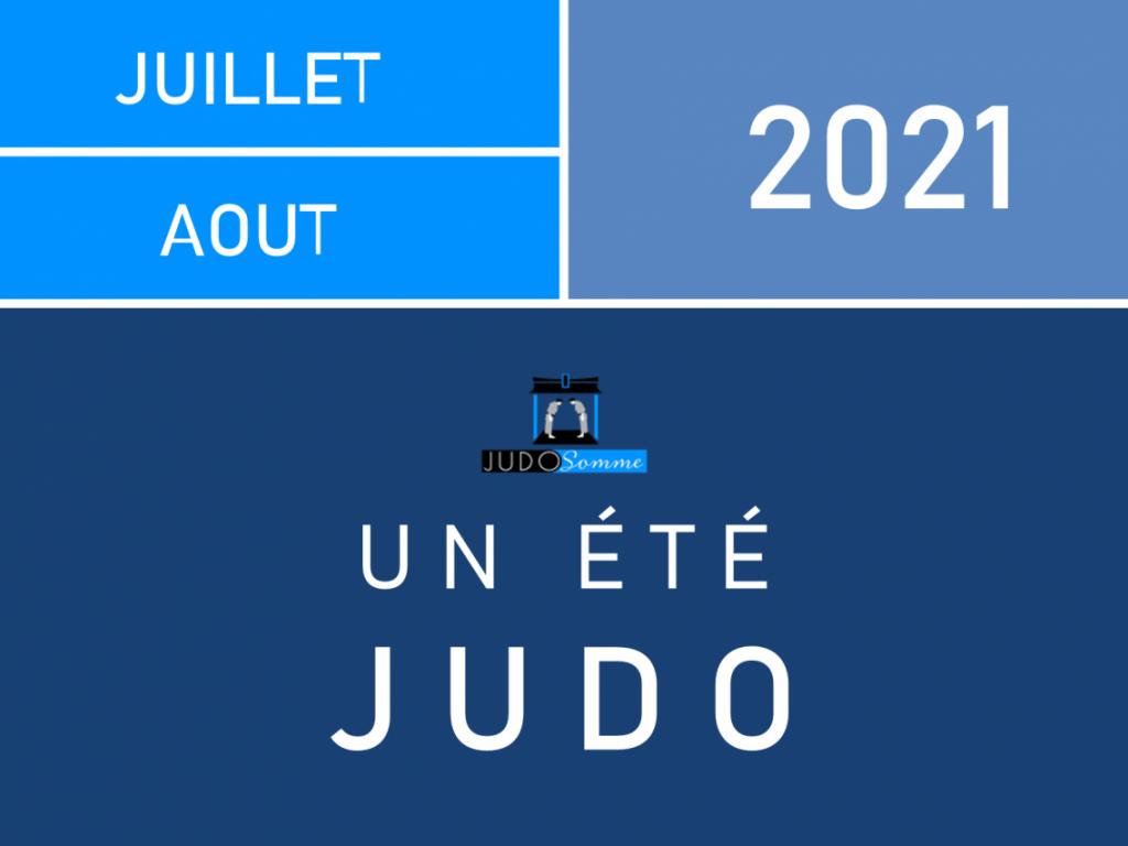 Image de l'actu 'Un été Judo'